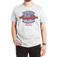 Television Marathon Champion - mens-extra-soft-tee - small view