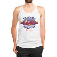 Television Marathon Champion - mens-jersey-tank - small view
