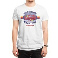 Television Marathon Champion - mens-regular-tee - small view