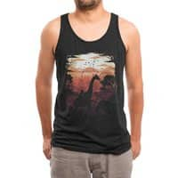 From Jungle to City - mens-triblend-tank - small view