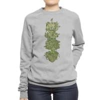 Nature conquers all. - crew-sweatshirt - small view