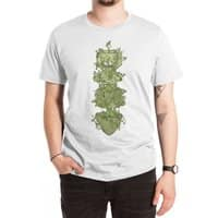 Nature conquers all. - mens-extra-soft-tee - small view