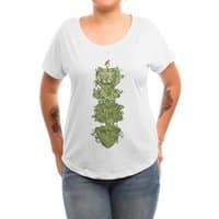 Nature conquers all. - womens-dolman - small view