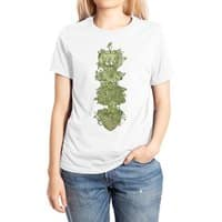 Nature conquers all. - womens-extra-soft-tee - small view