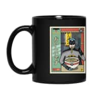 and Ramen - black-mug - small view