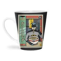 and Ramen - latte-mug - small view