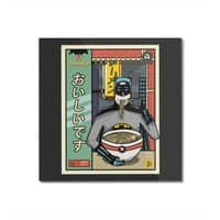 and Ramen - square-mounted-acrylic-print - small view