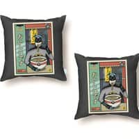 and Ramen - throw-pillow - small view