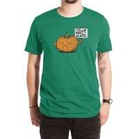 A Pumpkin Protest - mens-extra-soft-tee - small view