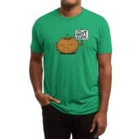 A Pumpkin Protest - mens-triblend-tee - small view