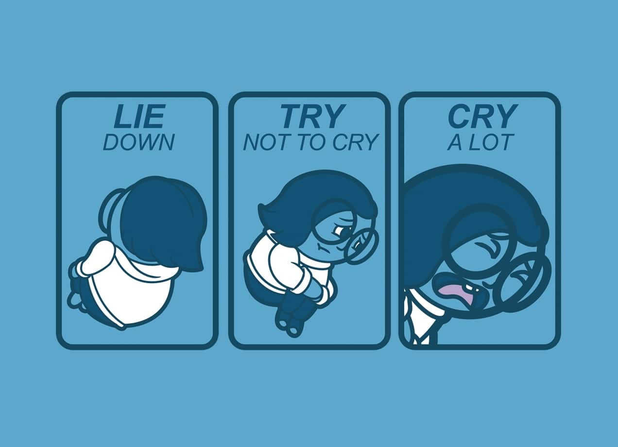 Cry A Lot By Dann