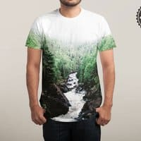 Lutsen, MN - mens-sublimated-tee - small view