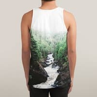 Lutsen, MN - sublimated-tank - small view