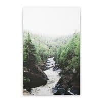 Lutsen, MN - vertical-stretched-canvas - small view