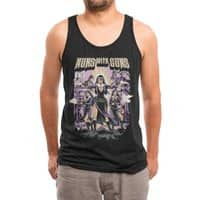 Nuns With Guns - mens-triblend-tank - small view
