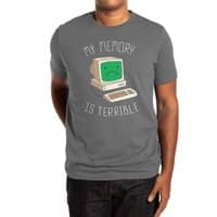 My Memory Is Terrible - mens-extra-soft-tee - small view