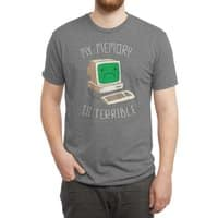 My Memory Is Terrible - mens-triblend-tee - small view