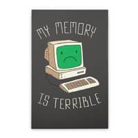 My Memory Is Terrible - small view