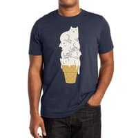 Meowlting - mens-extra-soft-tee - small view