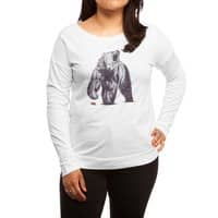 Bear Block - womens-long-sleeve-terry-scoop - small view
