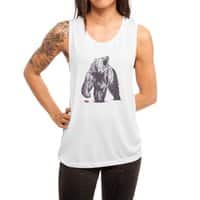 Bear Block - womens-muscle-tank - small view