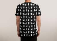 Friendly Forest Spirits - mens-sublimated-tee - small view
