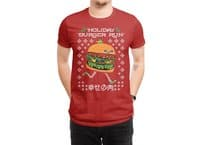 Holiday Burger Run - shirt - small view