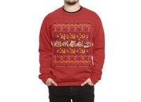 The Communist Party: Holiday Edition - crew-sweatshirt - small view