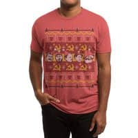 The Communist Party: Holiday Edition - mens-triblend-tee - small view