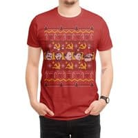The Communist Party: Holiday Edition - mens-regular-tee - small view