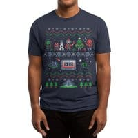 Holiday Guardians - mens-triblend-tee - small view