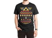 Triforce Holiday - mens-extra-soft-tee - small view