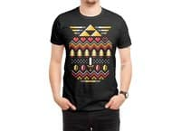 Triforce Holiday - shirt - small view