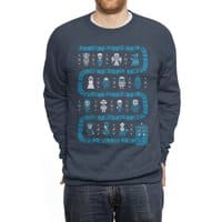 Who's Outside? - crew-sweatshirt - small view