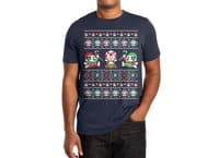 Super Christmas Bros - mens-extra-soft-tee - small view