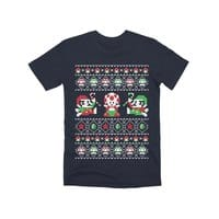 Super Christmas Bros - mens-premium-tee - small view