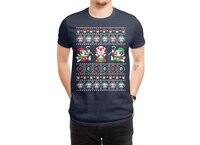 Super Christmas Bros - shirt - small view
