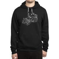 I Can't Draw - hoody - small view