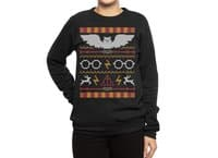 The Sweater That Lived - crew-sweatshirt - small view