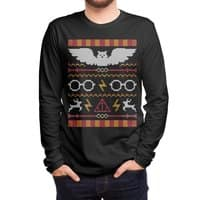 The Sweater That Lived - mens-long-sleeve-tee - small view