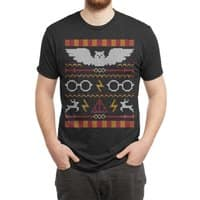 The Sweater That Lived - mens-triblend-tee - small view