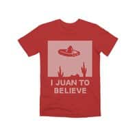 I Juan To Believe: Holiday Sweater - mens-premium-tee - small view
