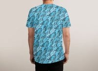 There's plenty of fish... - mens-sublimated-tee - small view