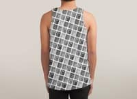NES cartridge Love - sublimated-tank - small view