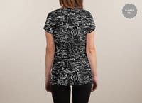 deluge  - womens-sublimated-v-neck - small view