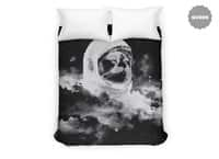 Catstronaut - duvet-cover - small view
