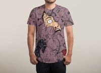 Uncontrollable - mens-sublimated-tee - small view