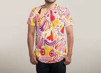 Face Party - mens-sublimated-tee - small view