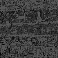 Many Layered Doodle - small view
