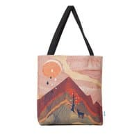 Ripple in the Sand - tote-bag - small view